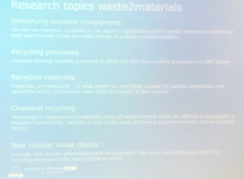 Symposium 2018 Biobased Performance Materials