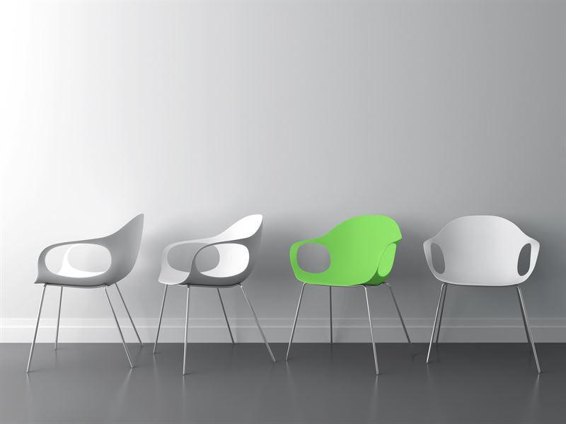 Ikea Plastic Stoel : ≥ ikea stoel met heerlijke zit fauteuils marktplaats