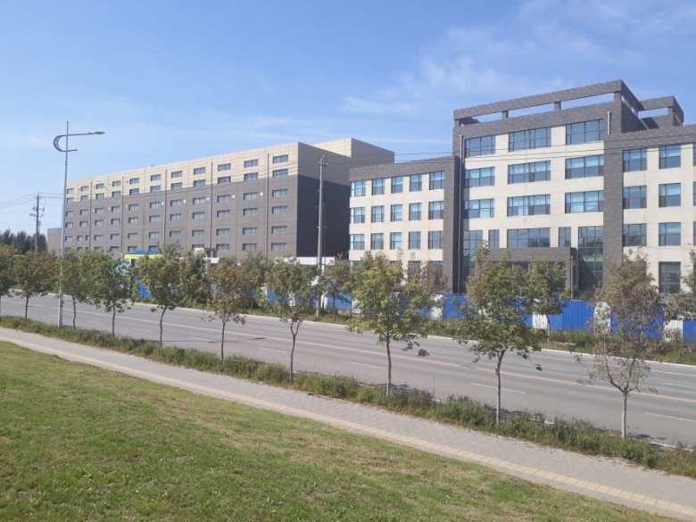 first pla bioplastics plant in china
