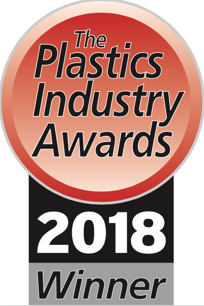 plastic award winner