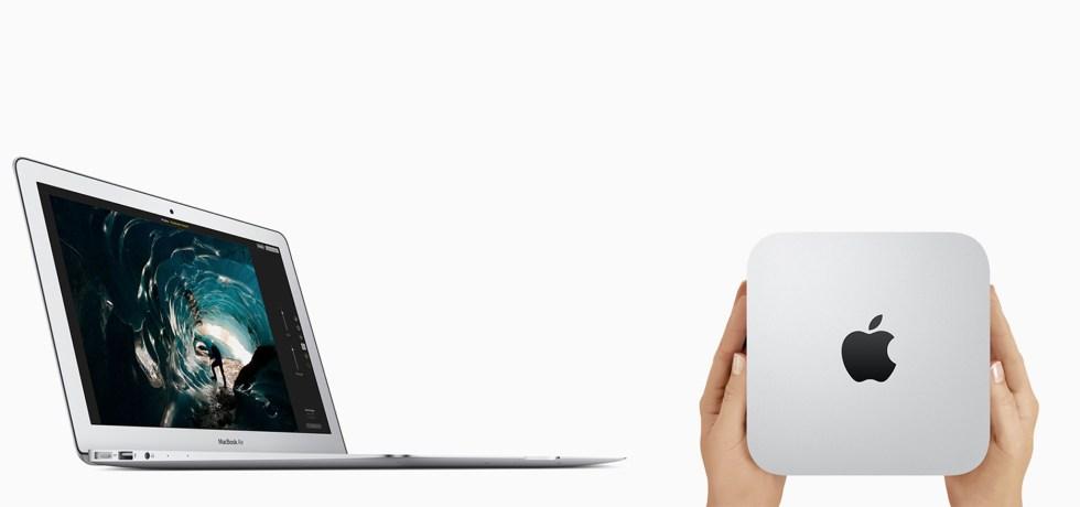 macbook air mac mini bioplastics