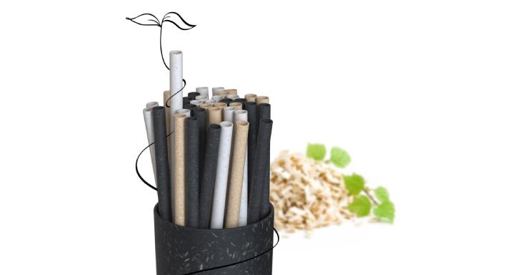 stora enso sulapac biodegradable straws