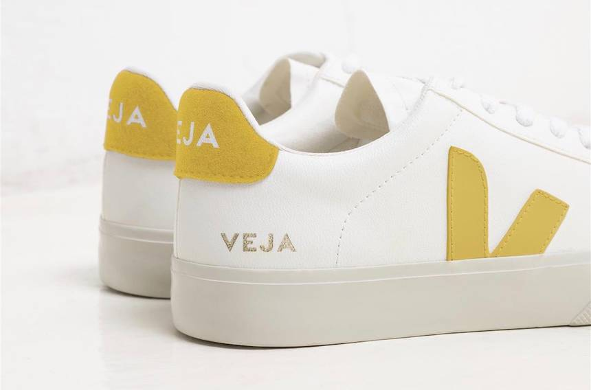 Plant-Based and Biodegradable Sneakers