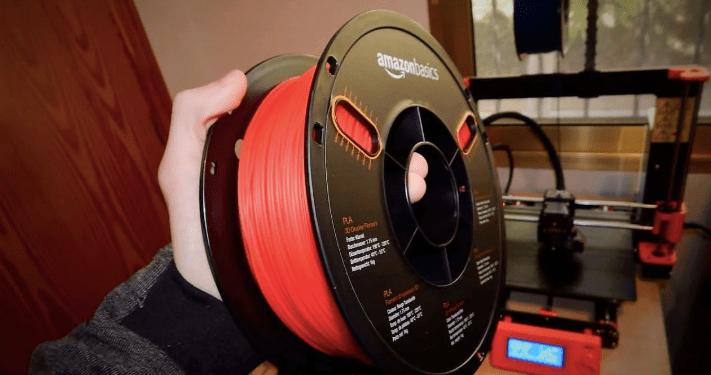 AmazonBasics PLA 3D Printer Filament Review