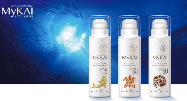 bio-on unilever mykai biodegradable sun cream