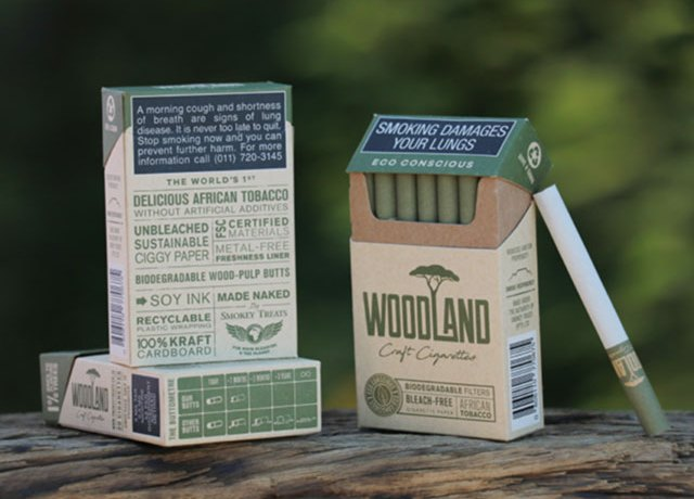 biodegradable cigarettes