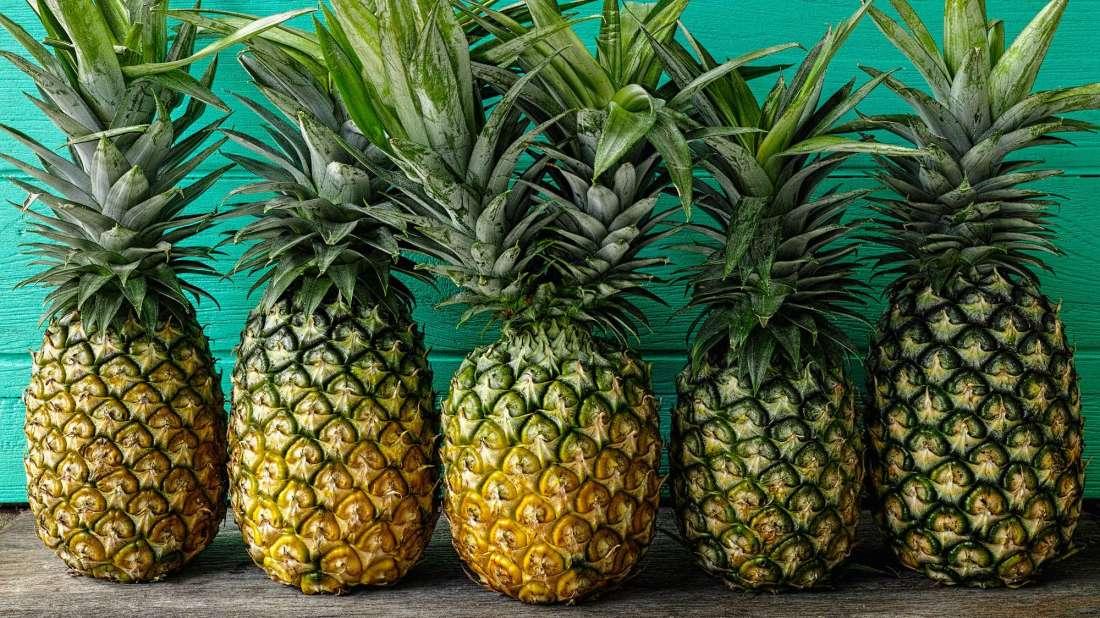 pineapple bioplastics