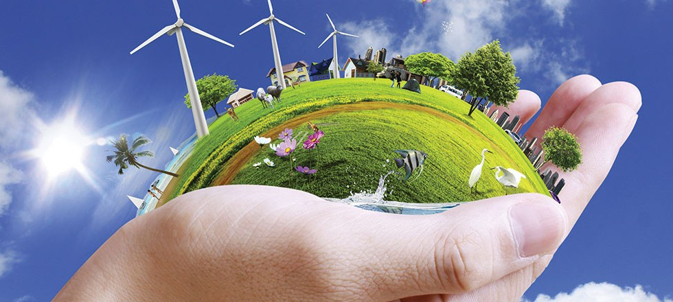 renewable and recycling