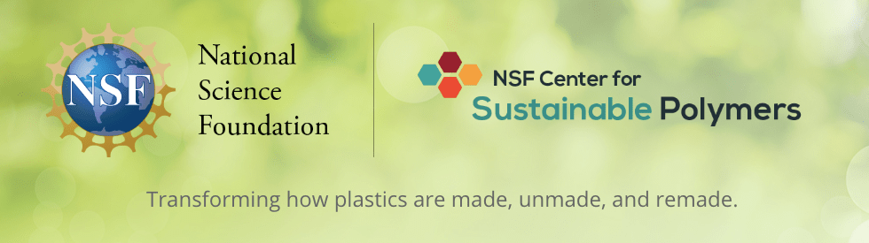 NSF Center for Sustainable Polymers