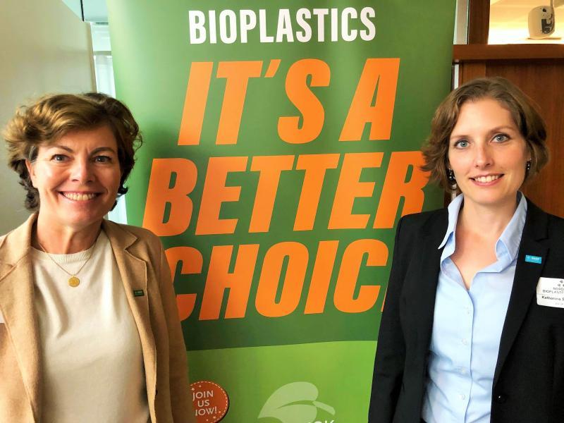 Basf promote bioplastics