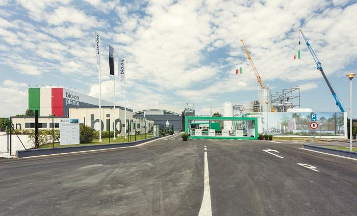bio-on facility PHA