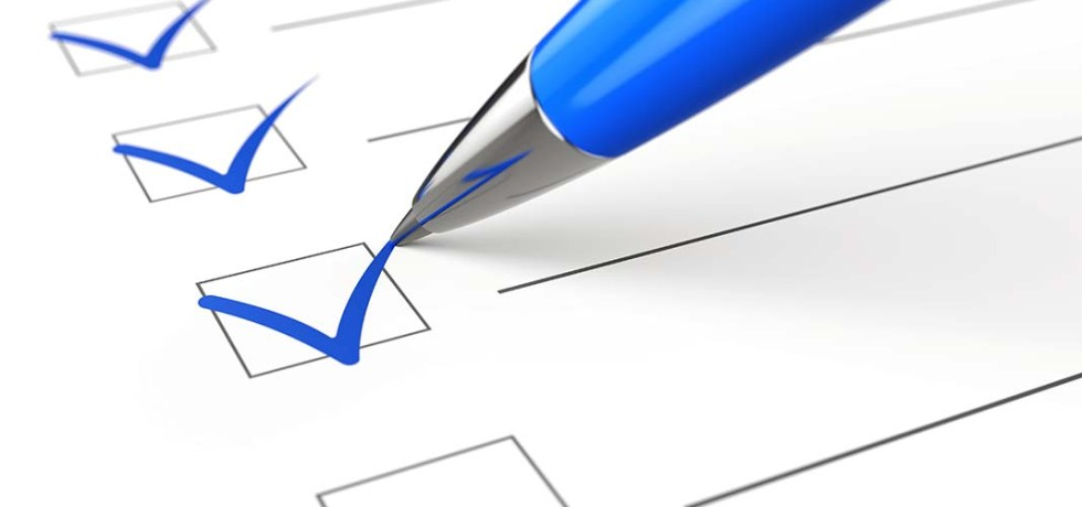 biodegradability checklist