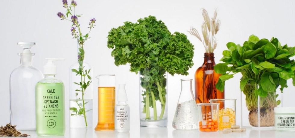 biodegradable natural beauty brands