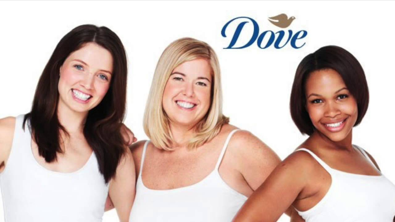 dove plastic packaging strategy