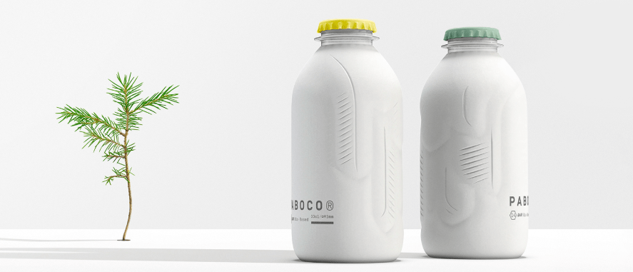 paboco first paper bottle company