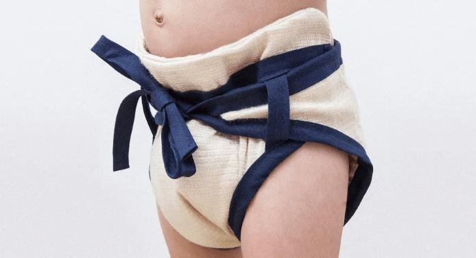seaweed diaper