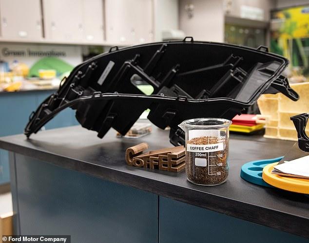 Ford Mcdonald bioplastics