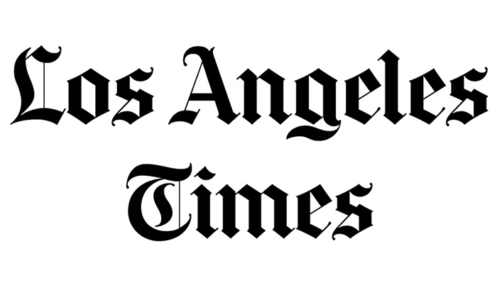 Los Angeles Times Bioplastics
