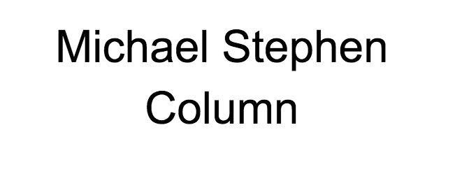 Michael Stephen Column Bioplastics News