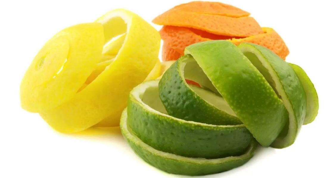 fruit peel biodegradation