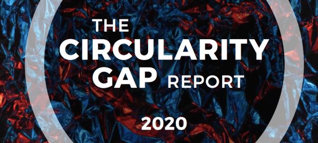 The Circularity Gap Report 2020