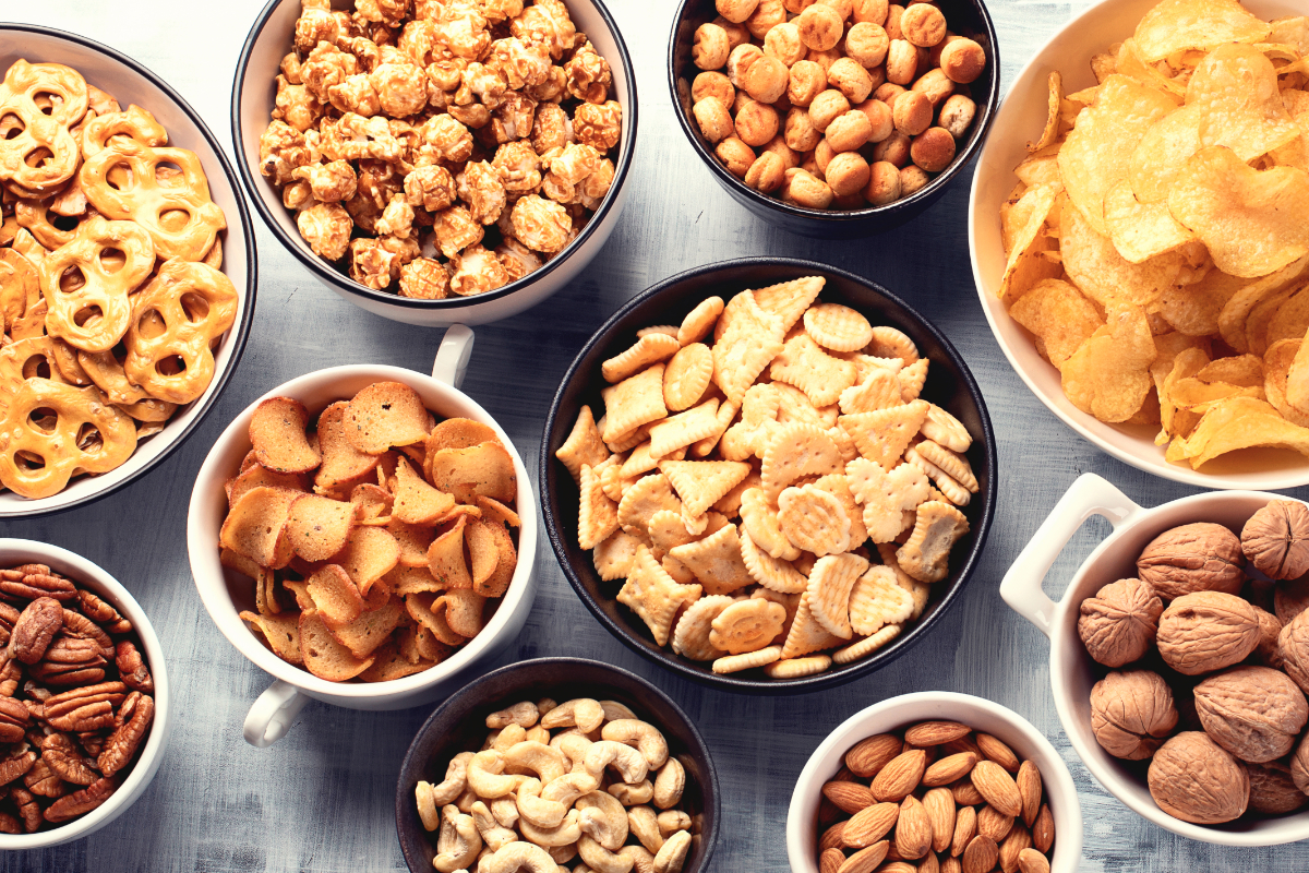 snack food bioplastics