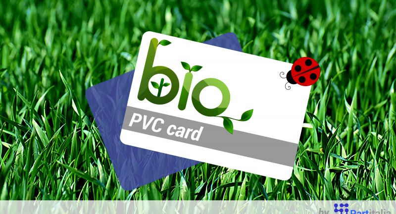 biodegradable pvc cards