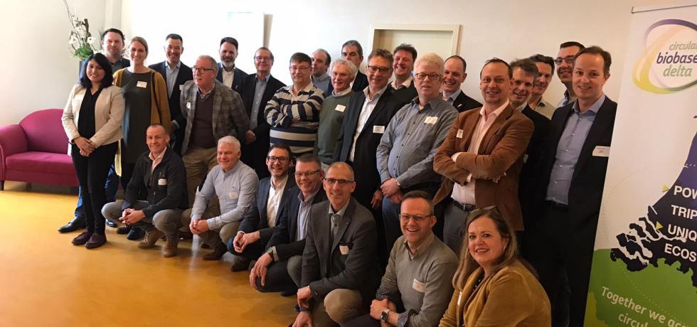 consortium biobased asphalt