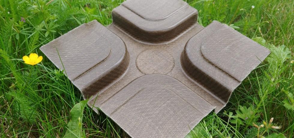 Lanxess Tepex with natuaral fibers