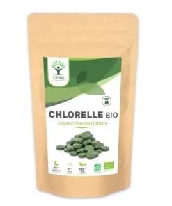 Chlorelle bio comprimés