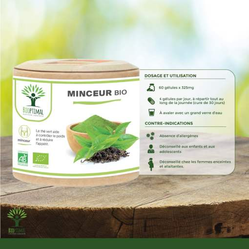 Utilisation Minceur Bio
