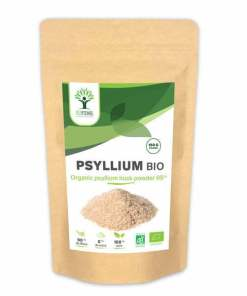 psyllium poudre bio