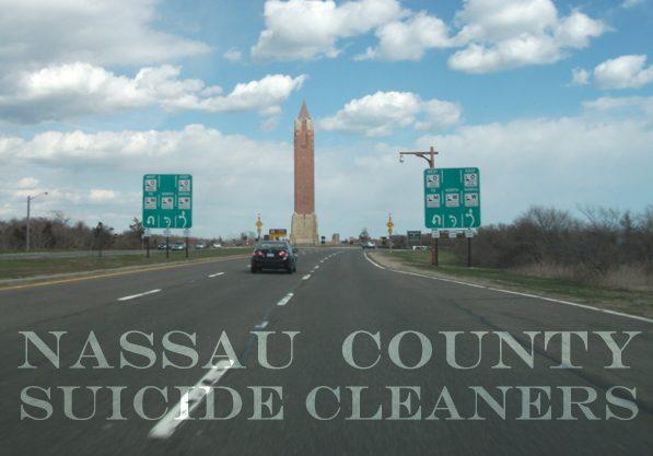 Suicide Cleanup Nassau NY