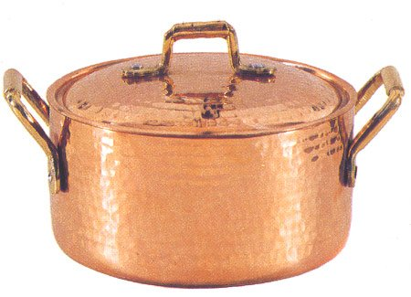 1.448 Nettoyer une tache de moisissure sur du cuivre