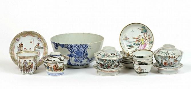 1.497 Nettoyer une tache de bougie sur de la céramique, la faïence ou la porcelaine