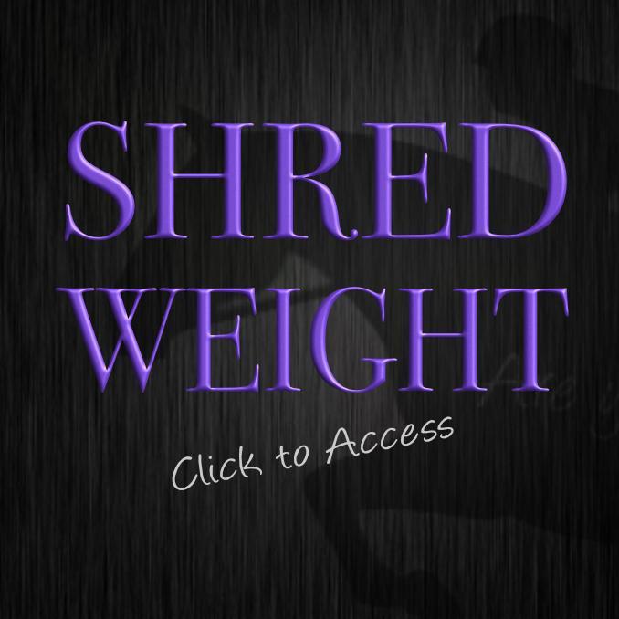 Shred Weight Beginner Workout