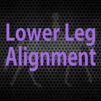 LOWER LEG ALIGNMENT BEGINNER