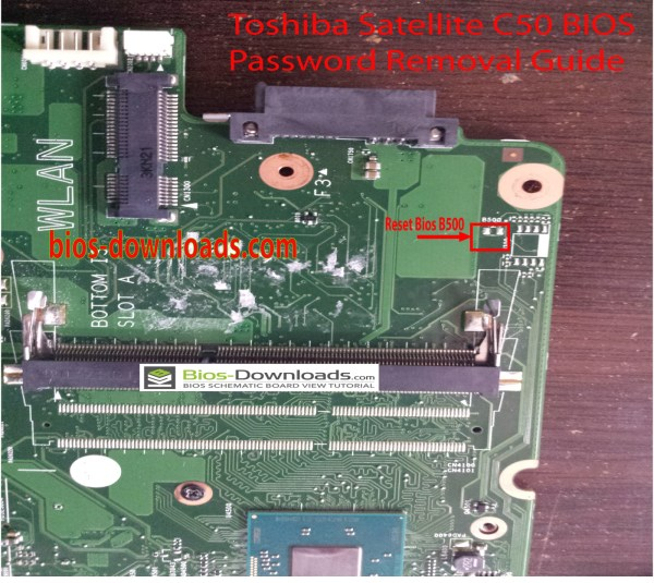 Toshiba Satellite Bios Password - Exploring Mars