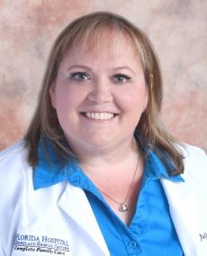 Julia Lindower APRN  AdventHealth Medical Group