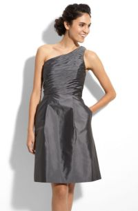 Help finding a grey/dark granite/pewter colored bridesmaid ...