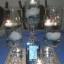 My Dollartree Centerpiese S Weddingbee Photo Gallery