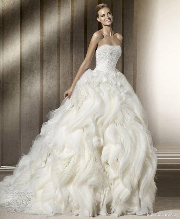 My wedding dress. Not.