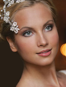 share your wedding makeup inspiration photos! :  wedding Bride