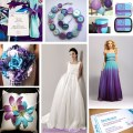 Color scheme help needed blue purple turquoise weddingbee