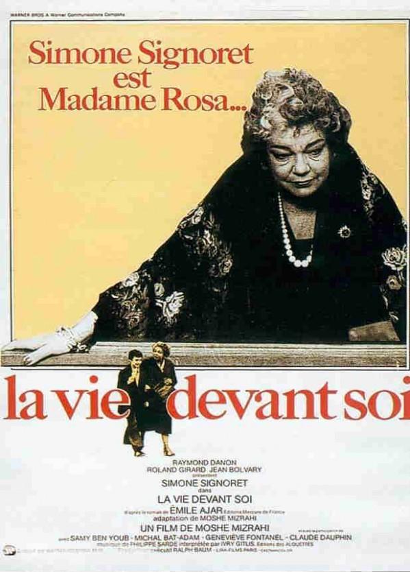 Film La Vie Devant Soi : devant, Devant, (1977), Bioscoopagenda