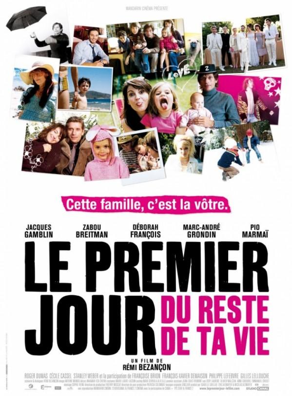 Le Premier Jour Du Reste De Ma Vie Film : premier, reste, Premier, Reste, (2008), Bioscoopagenda