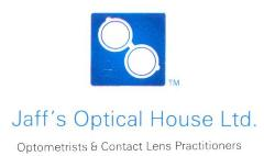 Jaffâs Optical House Ltd logo