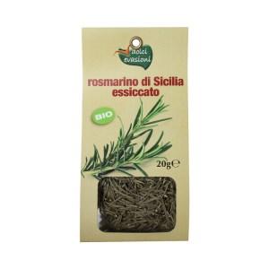 Bio Rosmarin aus Sizilien