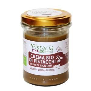 Crema Bio di pistacchi