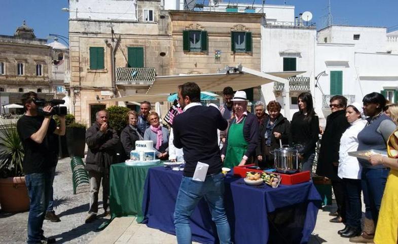 Ricette all'italiana: Ostuni, terra di colori, tradizione e magia [VIDEO]